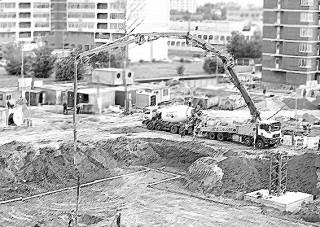 бетононасос аренда